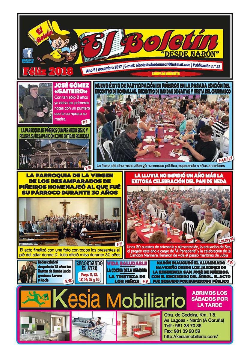 Boletines Avv Pi Eiros # Muebles Kesia Ferrol