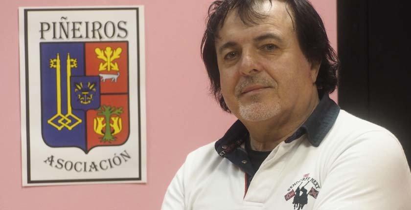 José Francisco Pita presidente AVV Piñeiros Narón