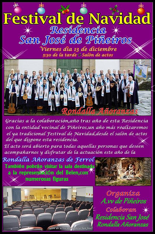 festival navidad 2019